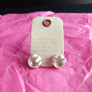 Anthropologie Stud Earrings NWT